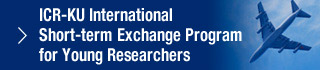 ICR Young Researcher International Internship and International Visitors: Journals